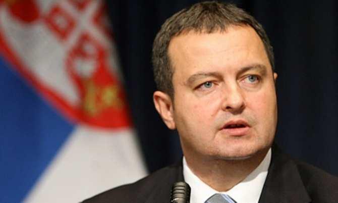 """Дачич: Сербия не поддержит санкции в отношении России """"и точка"""""""