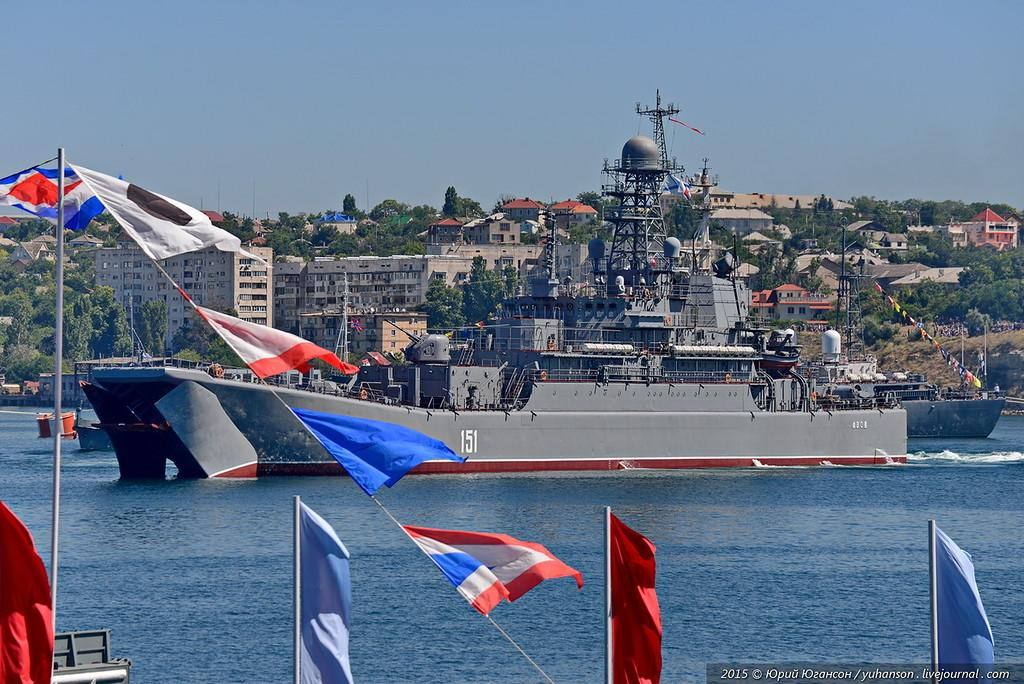 День ВМФ в 2018 году в Севастополе: программа мероприятий, парад, салют – где состоится, время