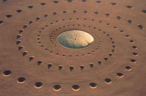 Неразгаданные тайны Марса: разметка на песке Красной планеты имеет инопланетное происхождение