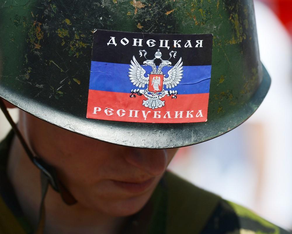 Военный ДНР
