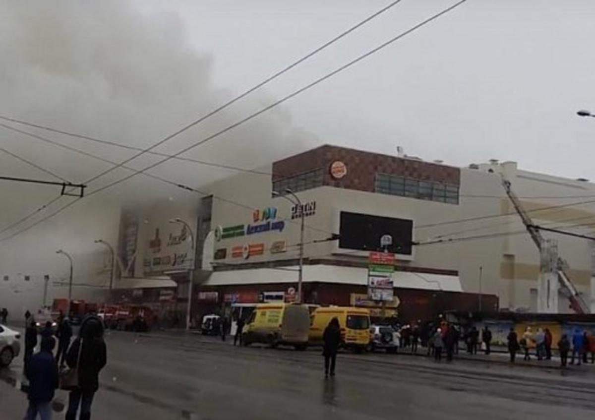 Причину чудовищного «момента» во время пожара в ТЦ раскрыл житель Кемерово, потерявший семью