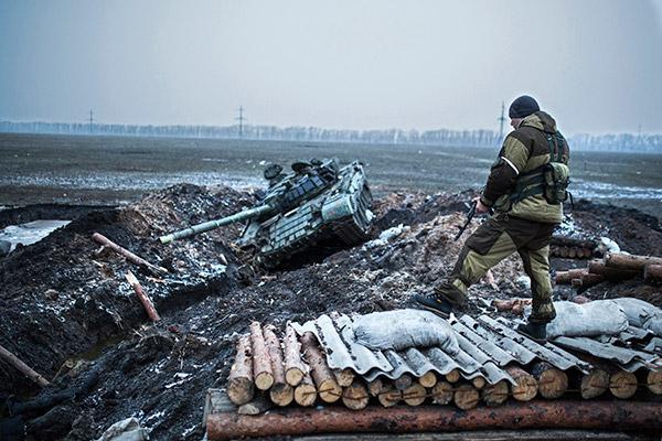 Украинские силовики обстреляли пригород Горловки— ДНР