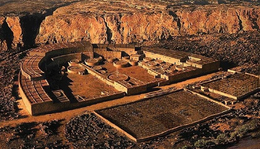 Руины инопланетных сооружений замечены на Марсе
