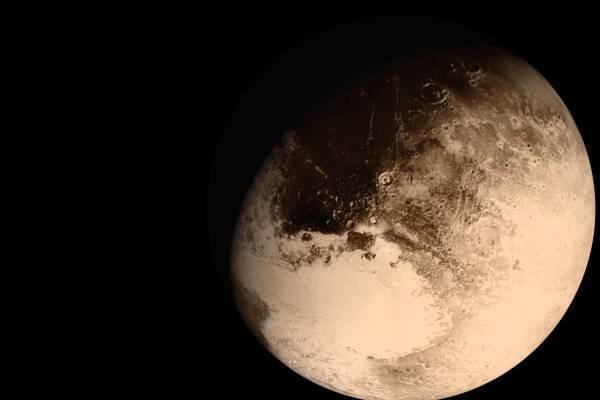 """Удивительные новости НАСА о Плутоне: """"Этот Мир Живой""""!"""