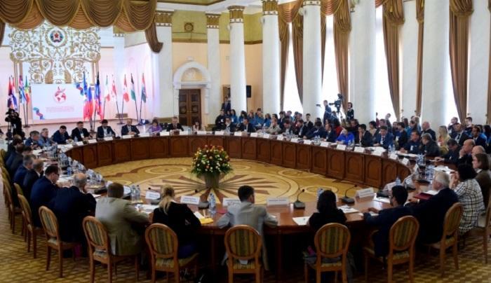 Конференция в ЛНР