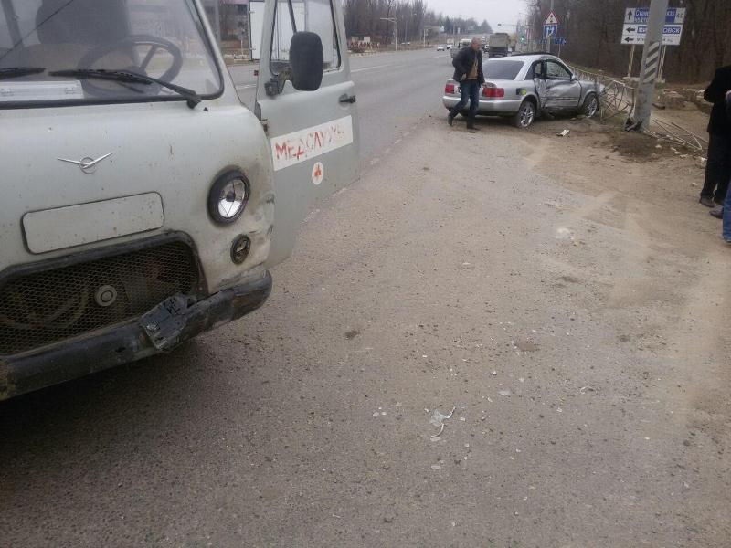 ДТП на Ставрополье