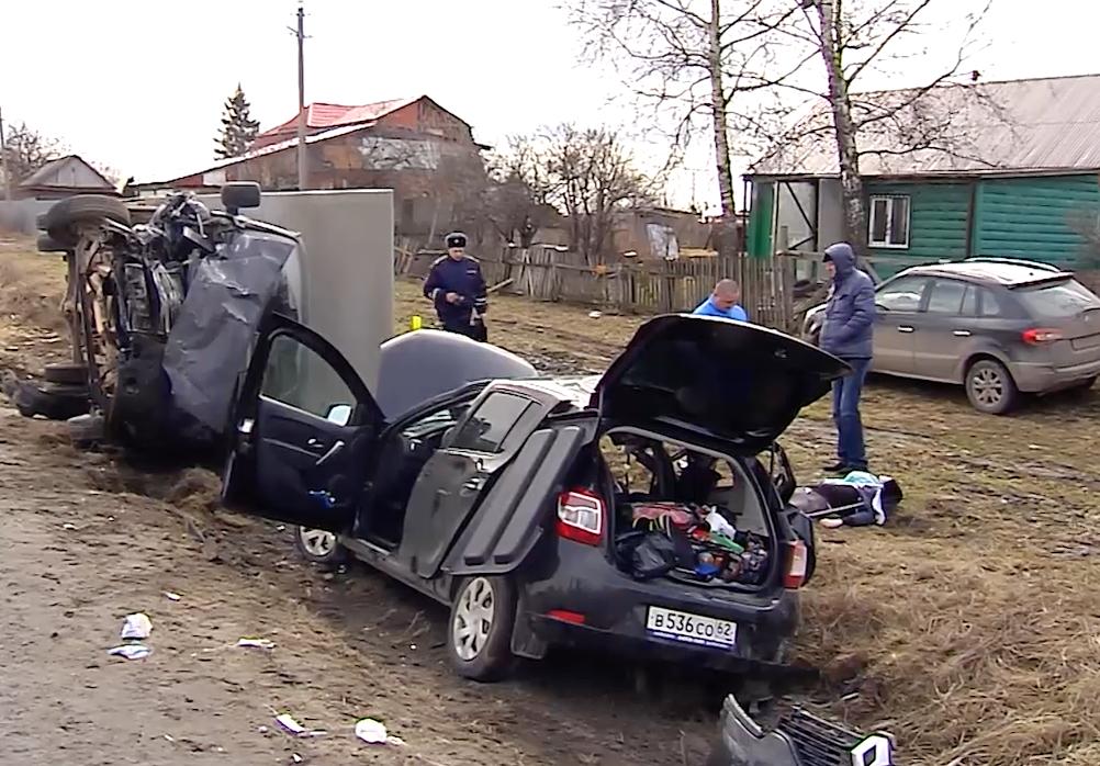 ДТП с детьми в Подмосковье трое мальчиков погибли по дороге на соревнования