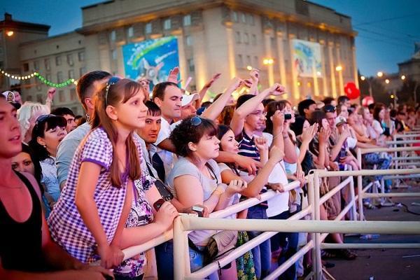 День России 2017 в Новосибирске: программа мероприятий