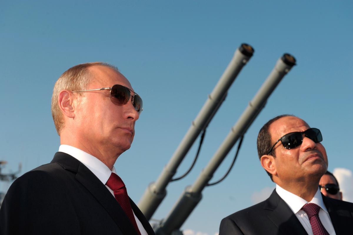Москва и Каир договорились