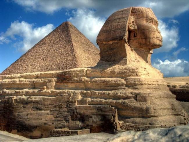 Сфинкс и пирамиды построены задолго до появления древнеегипетской цивилизации: сенсационное заявление ученых