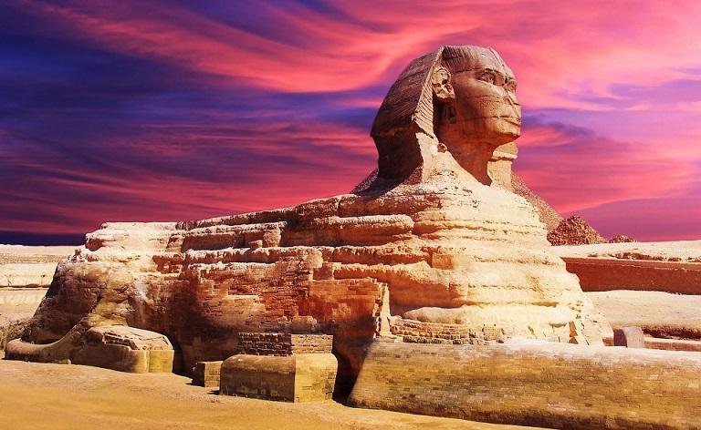 Загадки египетского Сфинкса: что скрывается внутри изваяния