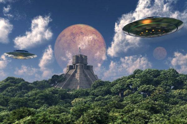 В Узбекистане появились инопланетяне – очевидцы