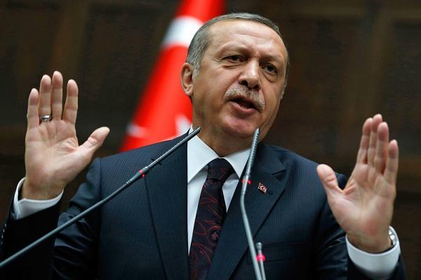 «Боевикам вевропейских странах свободно иуютно»,— Эрдоган обвинилЕС вподдержке терроризма