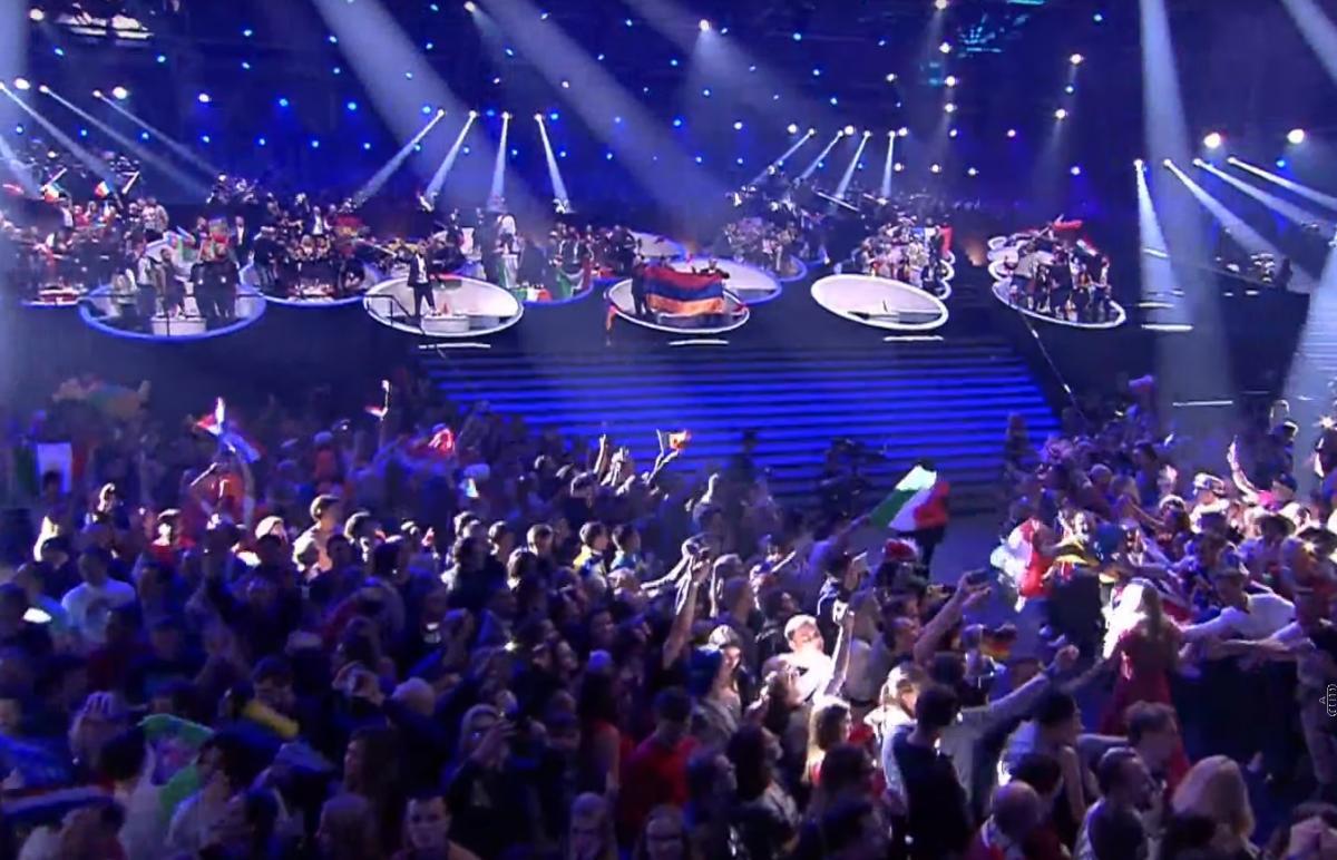 Прямая онлайн трансляция финала «Евровидение 2017» стремительно набирает зрителей