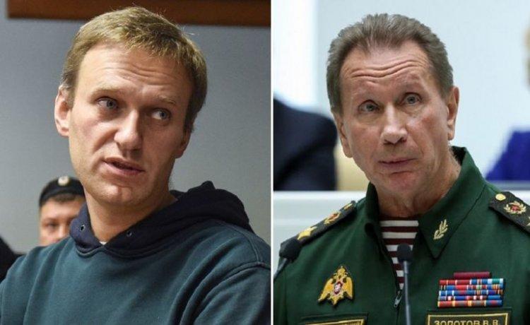 Глава Росгвардии Виктор Золотов подал в суд на Алексея Навального – СМИ