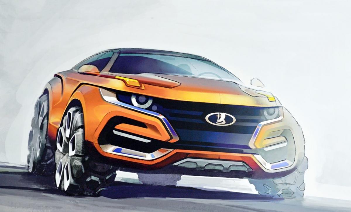 Как будет выглядеть новая Lada 4x4, раскрыл дизайнер проекта АвтоВАЗа