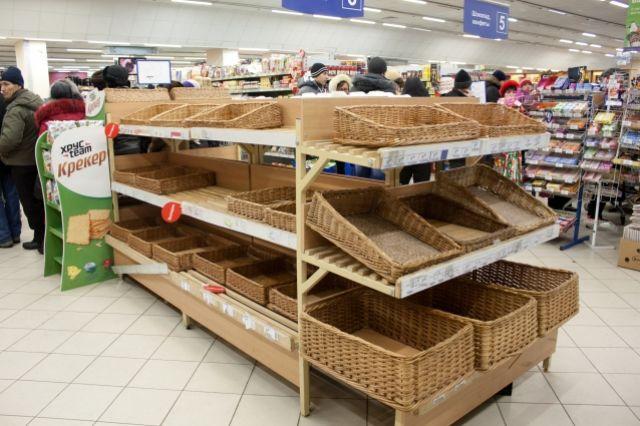 Ростовчане отмечают новогодние праздники без хлеба