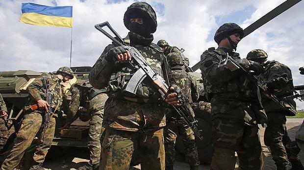 ВСУ в Донбассе