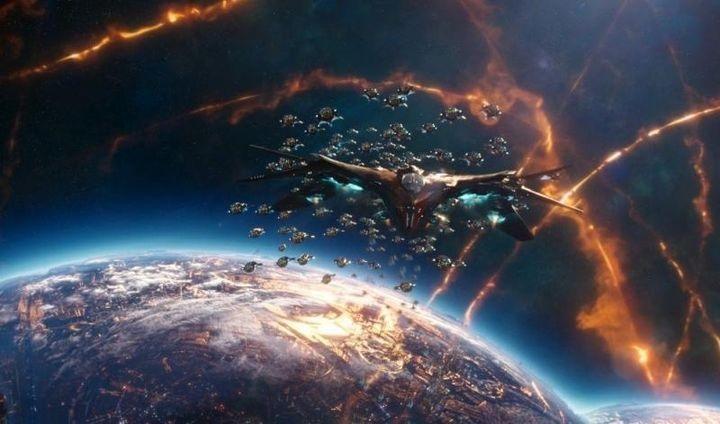 Флотилию инопланетных кораблей засекли в Солнечной системе уфологи