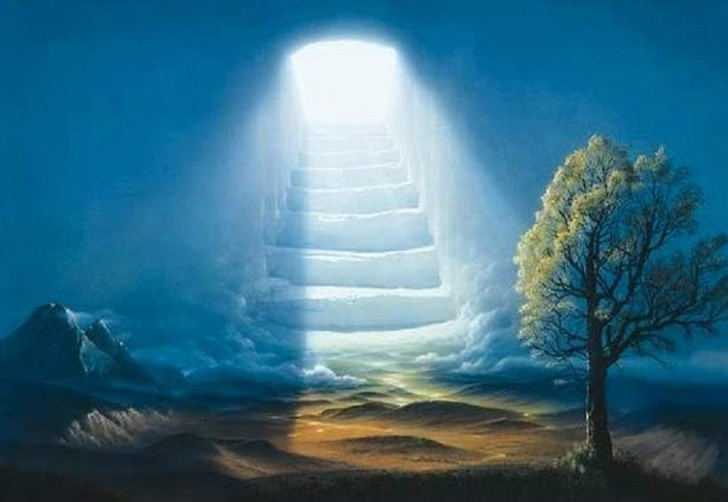 Таинственный столб света, идущий с неба, запечатлели жители Аргентины