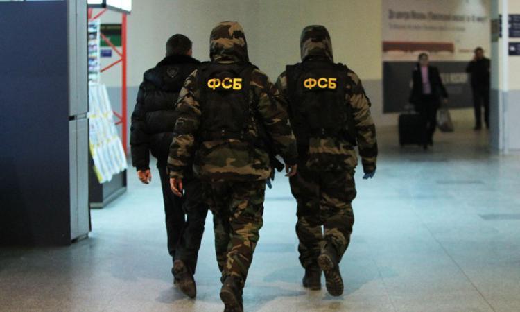 Украинские диверсанты бежали в Россию