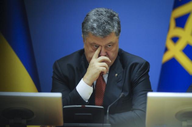 Запад: Порошенко ответит за предательство своей страны