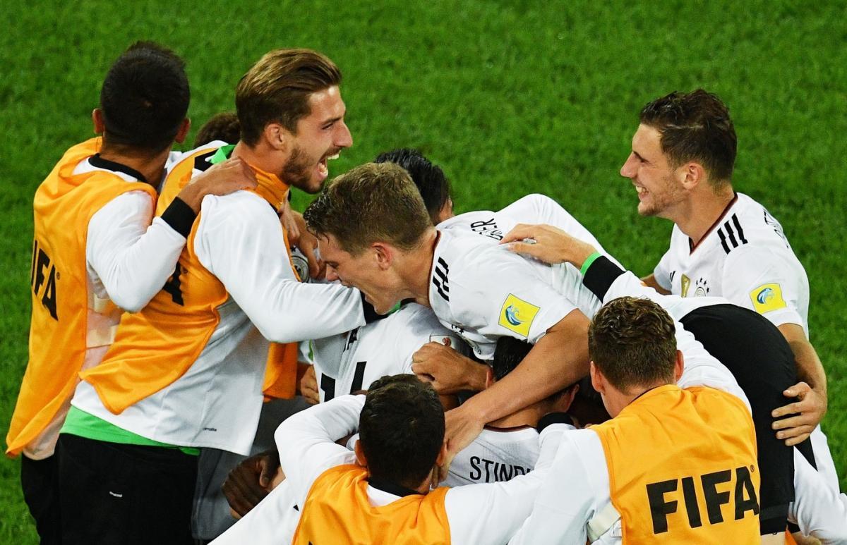 «Германия - Чили» 2 июля 2017: обзор матча – голы, счет, видео