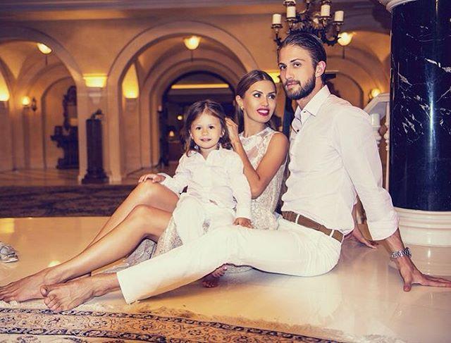 Муж и дочь Виктории Бони были в Ницце за час до теракта