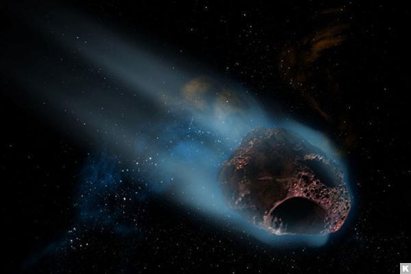 Астероид Sitric977 сменил курс и мчится к Земле по неожиданной для НАСА траектории