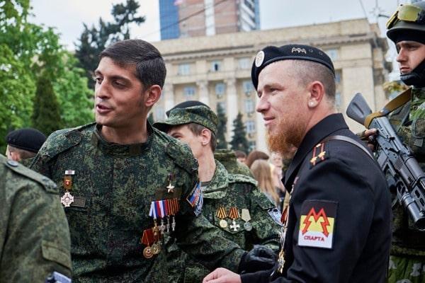 В ДНР начали мстить за смерть Гиви и Моторолы