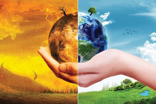 Земля достигнет опасных температур к 2050 году.