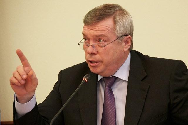 Губернатор Ростовской области отчитал министра ЖКХ за неуверенность