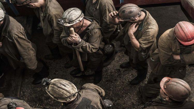 Подземная забастовка: на Украине шахтёры отказываются выйти на поверхность, пока не получат зарплату