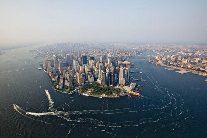 Нью-Йорку грозит катастрофа: ученые прогнозируют затопление города