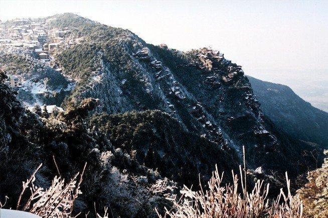 Загадочное место с температурной аномалией обнаружено в Китае