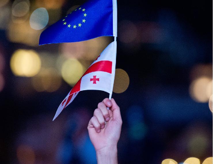 Грузия «пробила окно в Европу»