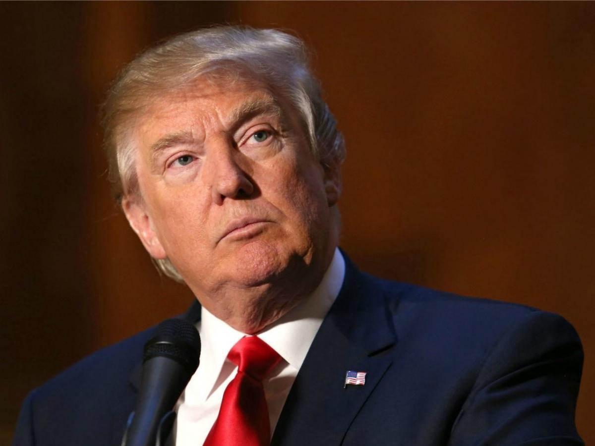 Трамп согласился на замену Порошенко