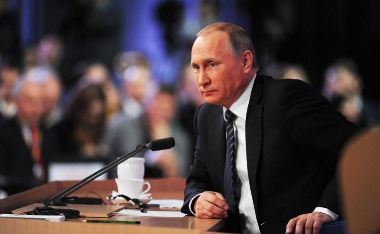 Только США имеют влияние на нынешние власти в Киеве, заявил Путин