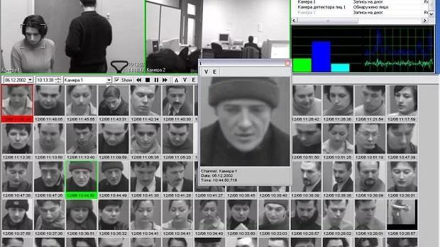 Камеры распознавания лиц