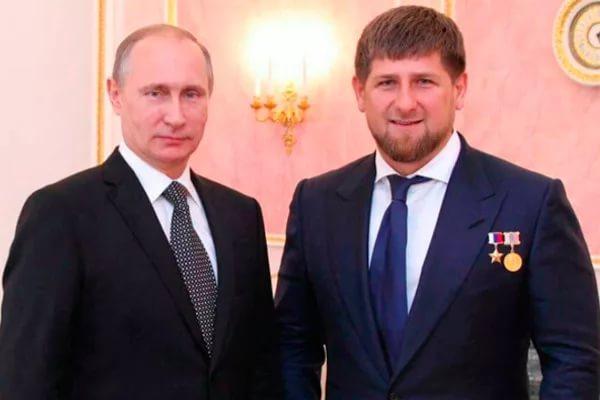 Чечня и Россия