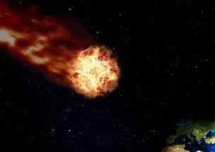 Разрушительная комета Энке ускоренно несется к Земле, уничтожая все на своем пути