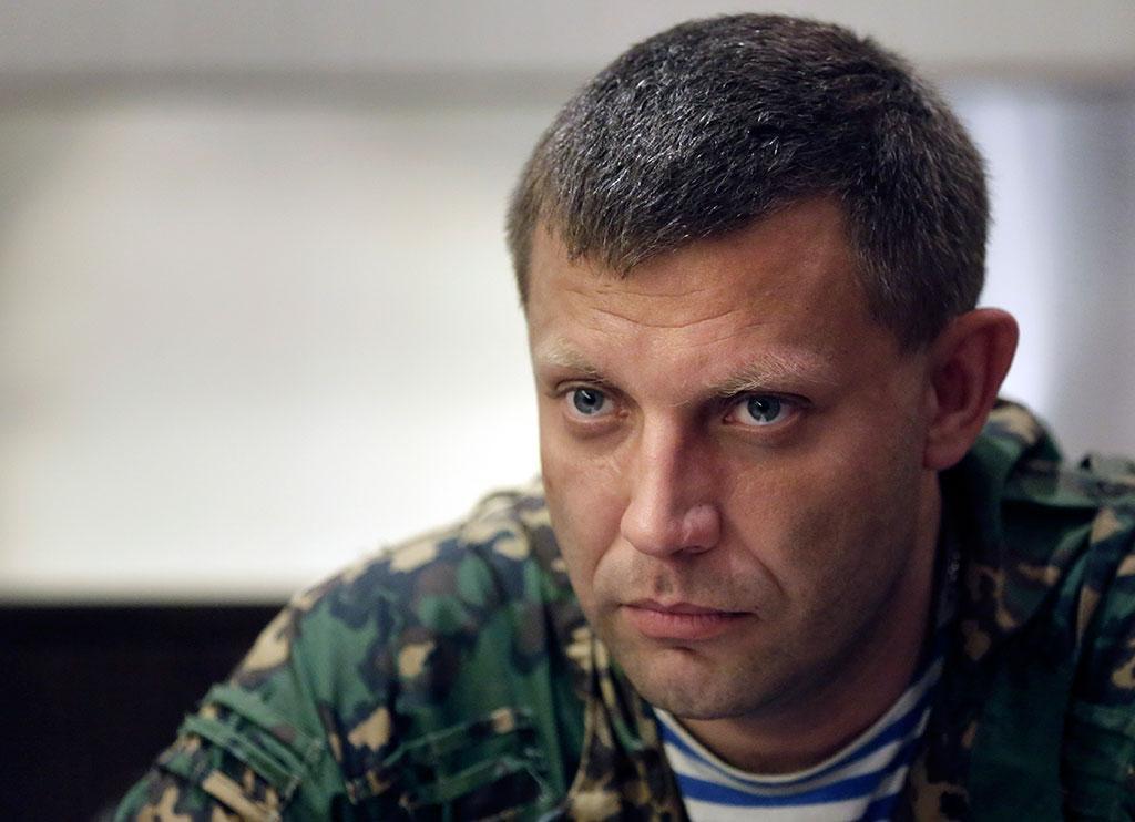 Глава ДНР Александр Захарченко сделал заявление по России