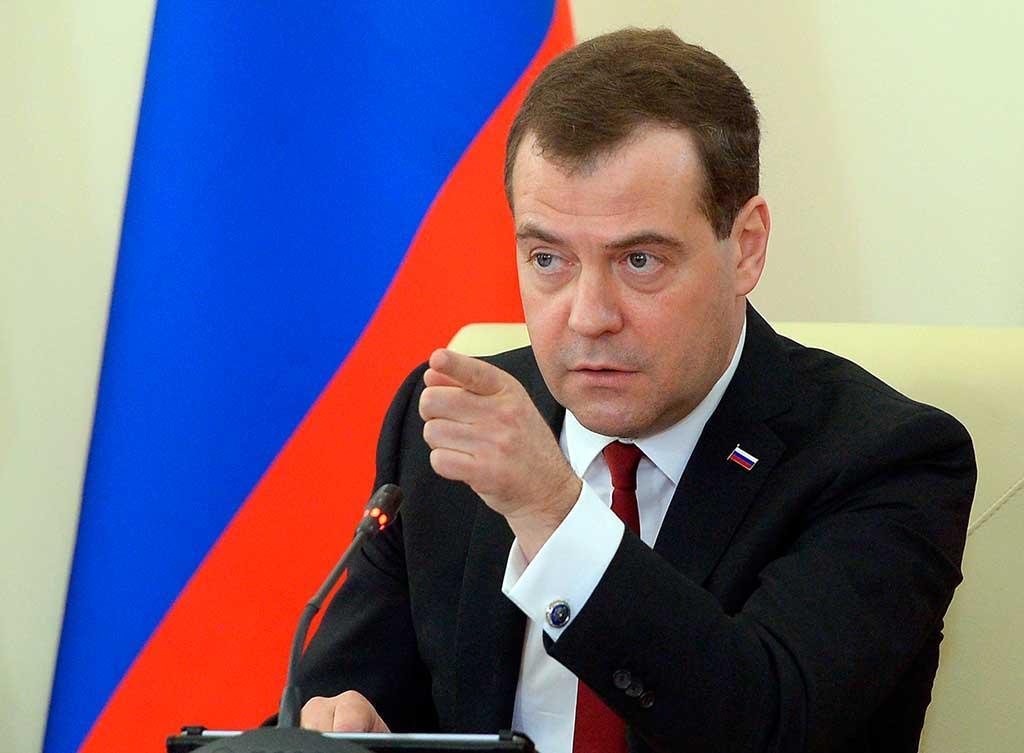 «Новые санкции США расцениваются как объявление экономической войны», – Дмитрий Медведев, подробности