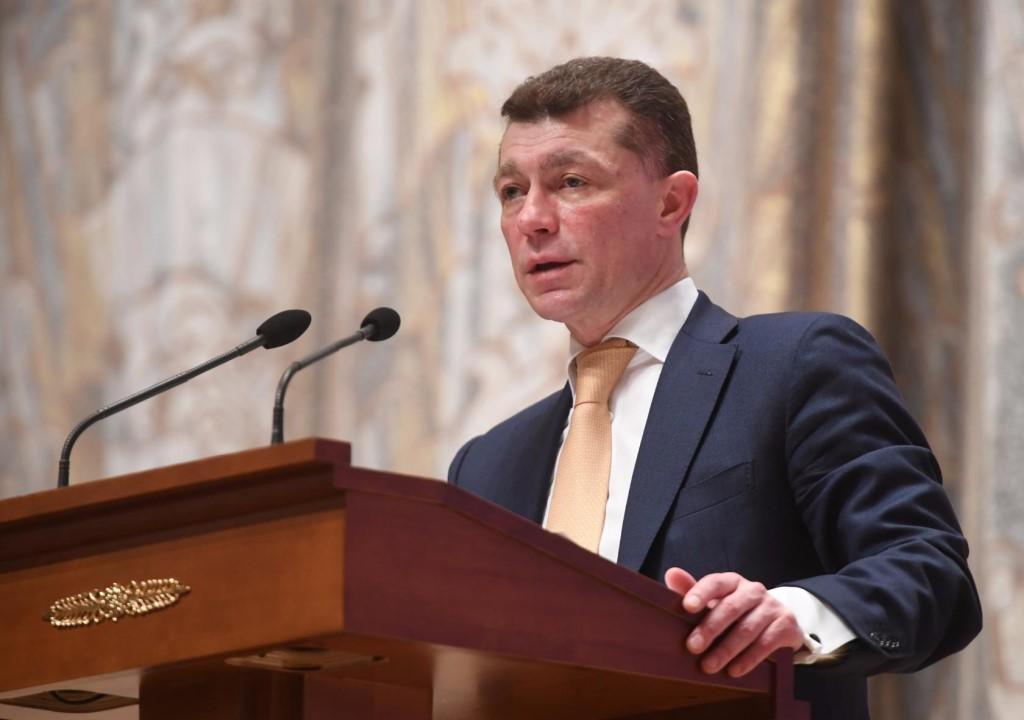 Топилин дал оценку «заморозке» пенсионных накоплений россиян