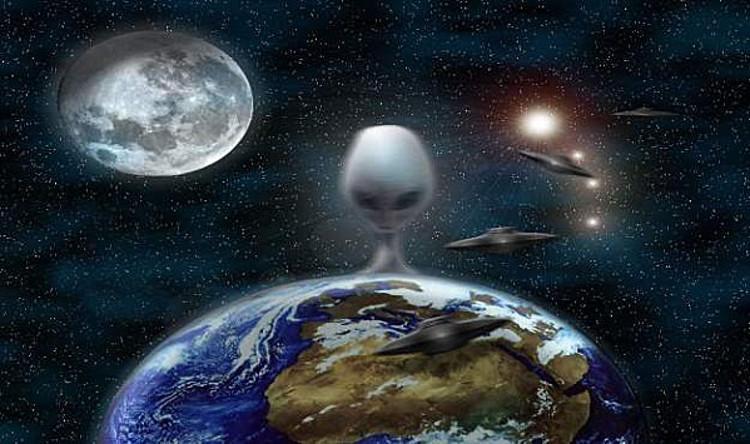 Пришельцы с  планеты Проксима b живут среди нас - уфологи