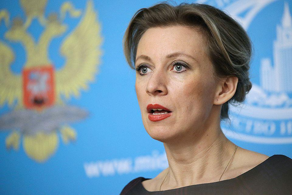 МИД РФ призвал государство Украину немедленно освободить задержанную активистку «Волонтёров победы»