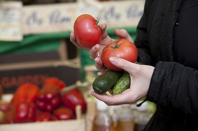 Роспотребнадзор огласил результаты проверки овощей на нитраты
