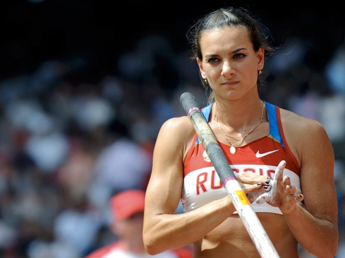 Исинбаева: пусть псевдочистые иностранные спортсмены выдохнут с облегчением