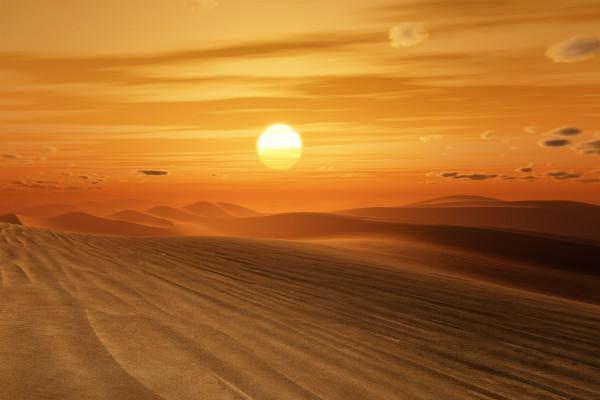 Рекордная жара в 54 градуса Цельсия зафиксирована на земле — СМИ