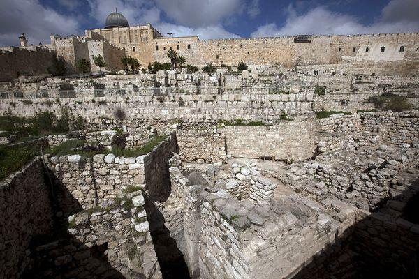 Археологи раскопали просто потрясающий библейский дворец когда-то принадлежащий царю Соломону